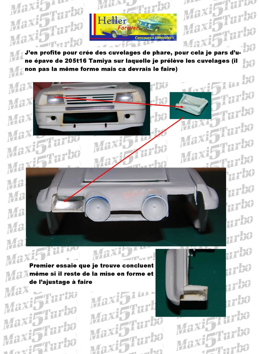 (1/24) Renault 5 Maxi turbo Ref 80717 ( Hors delai ) - Page 7 10410