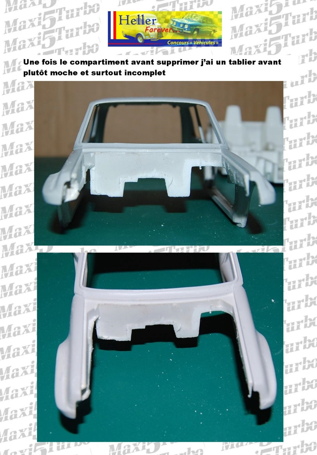 (1/24) Renault 5 Maxi turbo Ref 80717 ( Hors delai ) - Page 7 10810