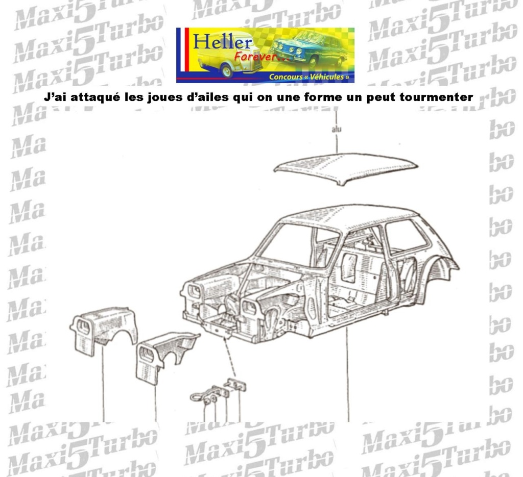 (1/24) Renault 5 Maxi turbo Ref 80717 ( Hors delai ) - Page 7 11110