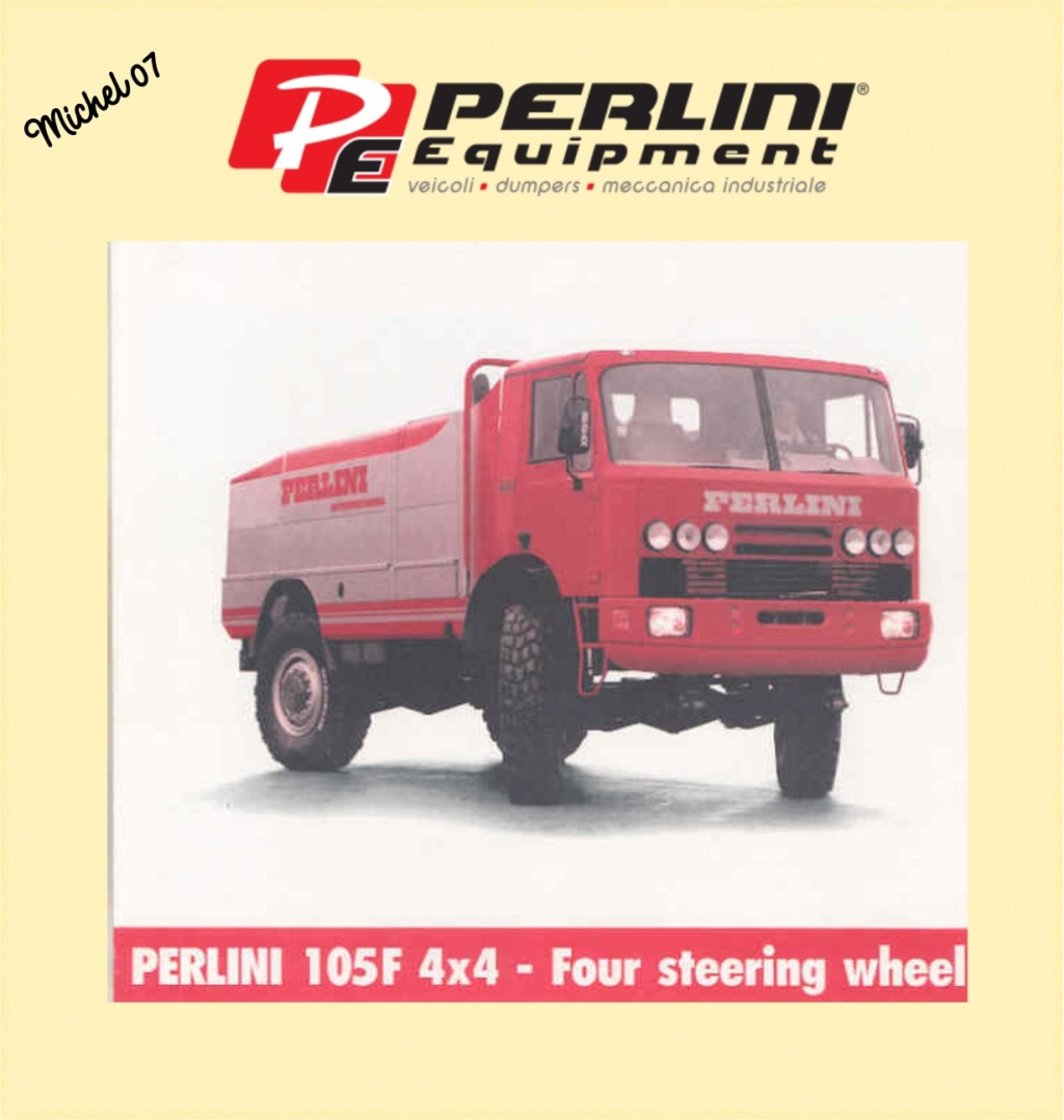 PERLINI 105 F  100% SCRATCH au 1/24 112