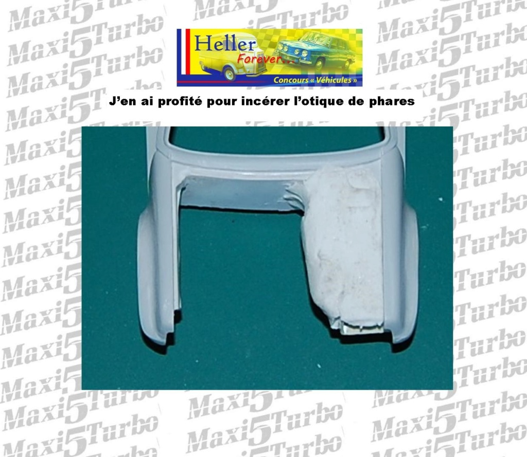 (1/24) Renault 5 Maxi turbo Ref 80717 ( Hors delai ) - Page 7 11310
