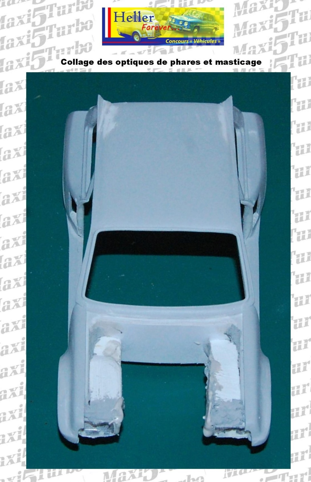 (1/24) Renault 5 Maxi turbo Ref 80717 ( Hors delai ) - Page 8 11810