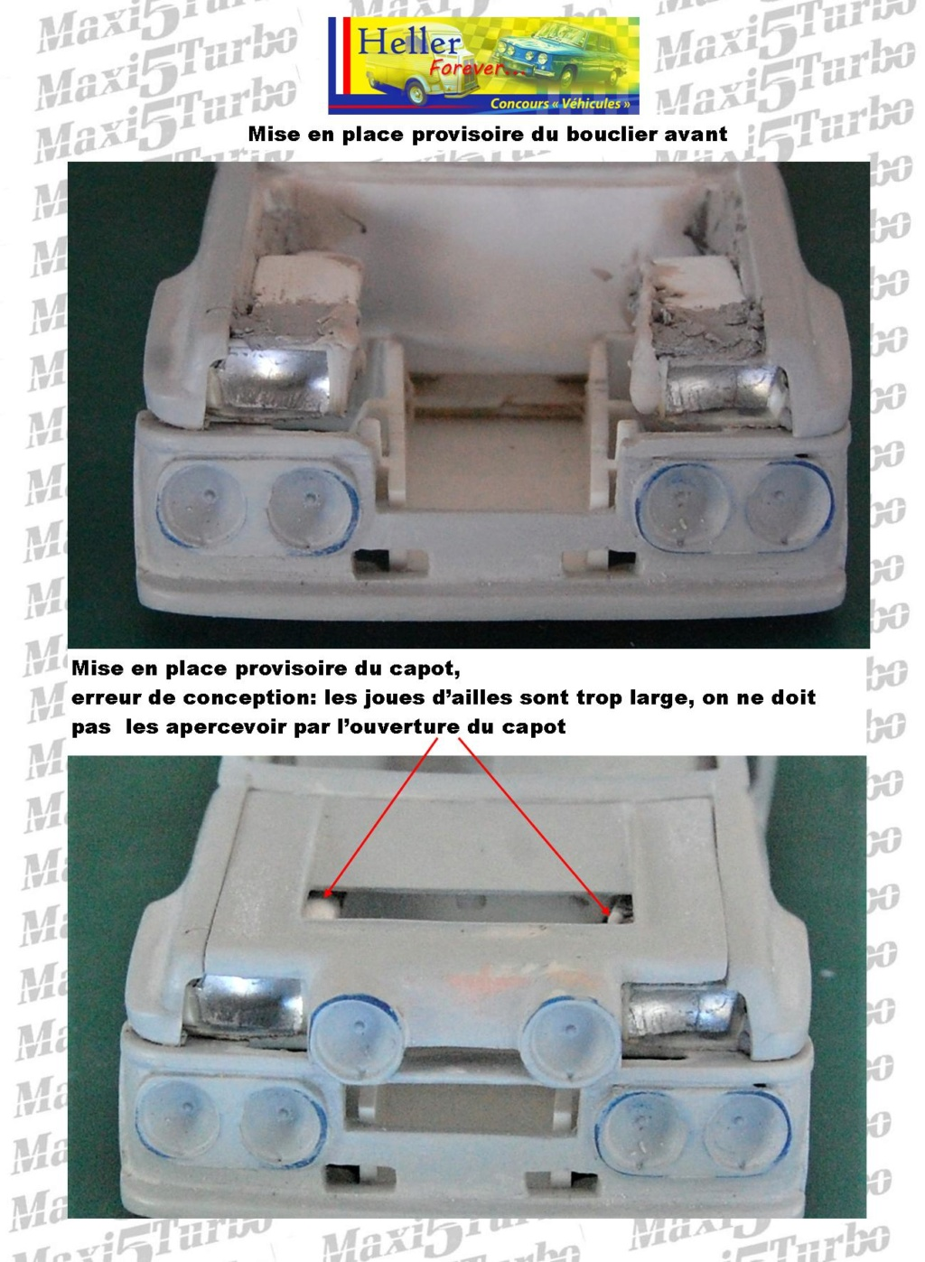 (1/24) Renault 5 Maxi turbo Ref 80717 ( Hors delai ) - Page 8 12110