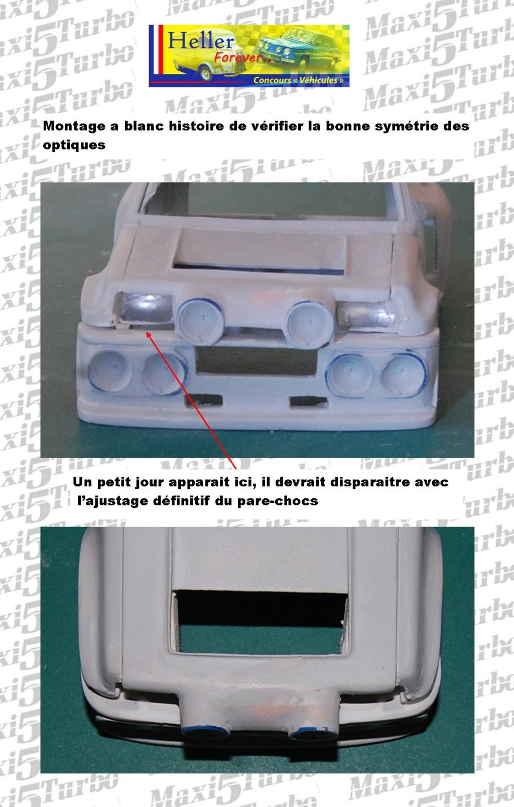(1/24) Renault 5 Maxi turbo Ref 80717 ( Hors delai ) - Page 9 12410