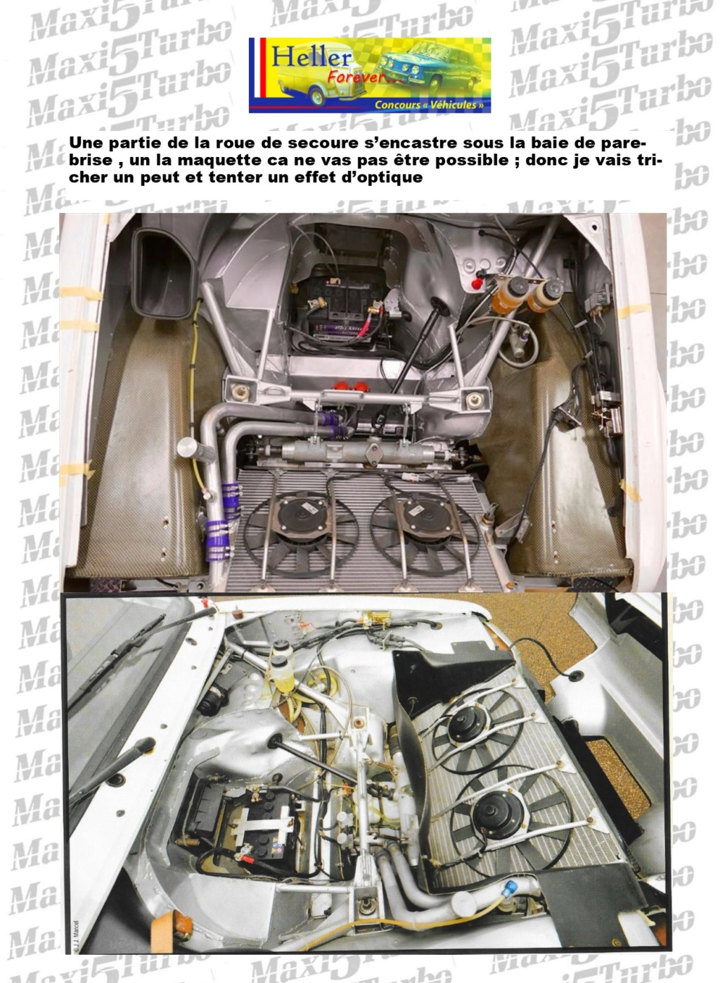 (1/24) Renault 5 Maxi turbo Ref 80717 ( Hors delai ) - Page 9 12610
