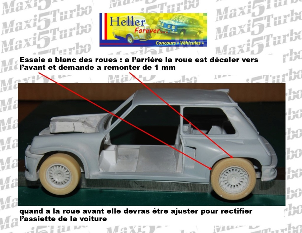 (1/24) Renault 5 Maxi turbo Ref 80717 ( Hors delai ) - Page 9 13010