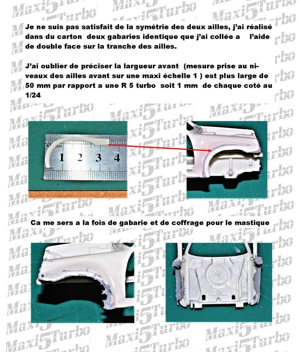 (1/24) Renault 5 Maxi turbo Ref 80717 ( Hors delai ) 1610