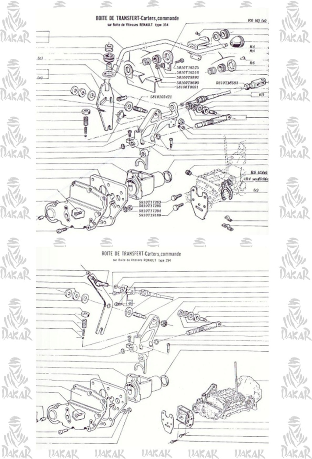 [1/24]Renault 4 l dakar 1980 Ref 80759 1611