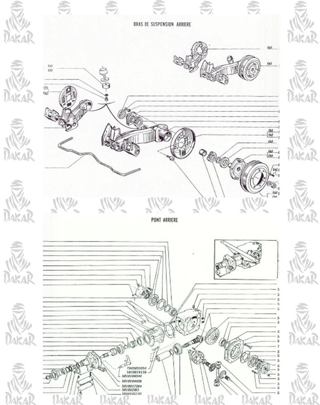 [1/24]Renault 4 l dakar 1980 Ref 80759 1711