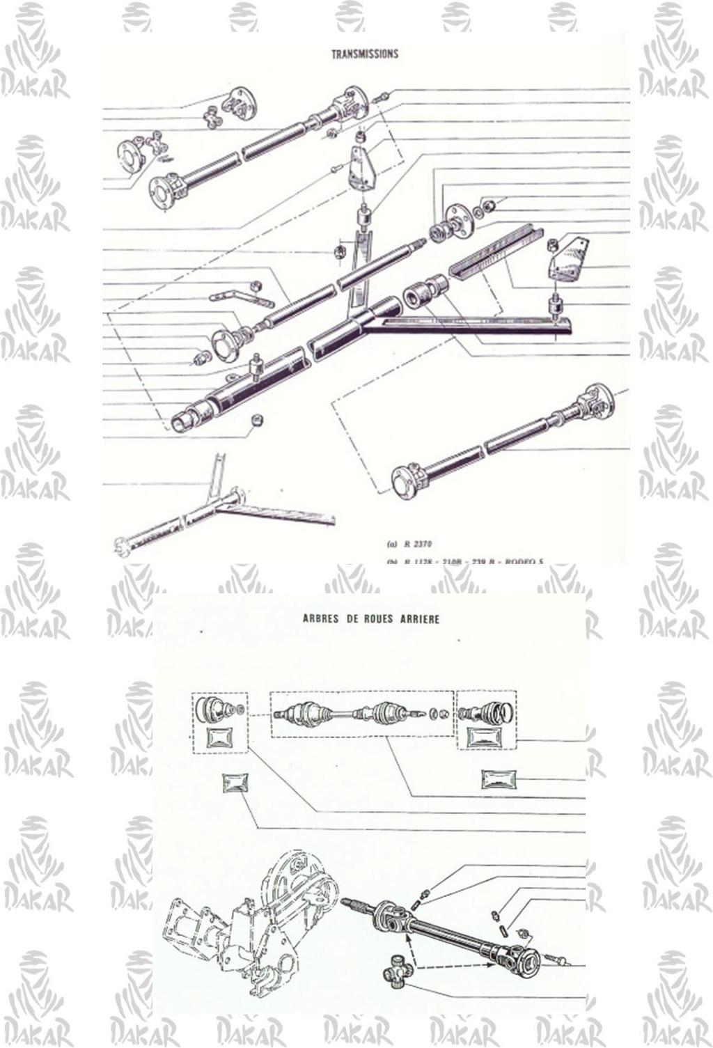 [1/24]Renault 4 l dakar 1980 Ref 80759 1811