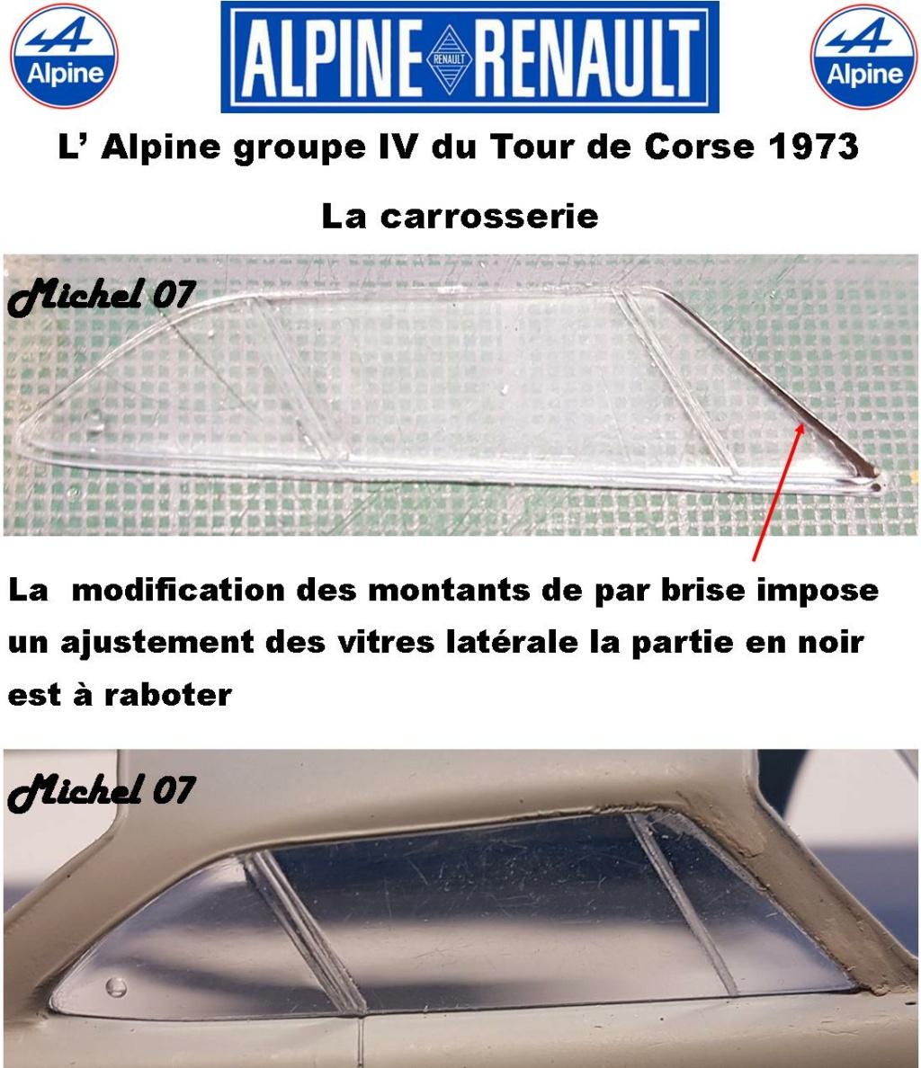 Fil rouge 2021 * Alpine A110 Groupe IV Tour de Corse 1973  1/24 Heller 80745  - Page 2 1815