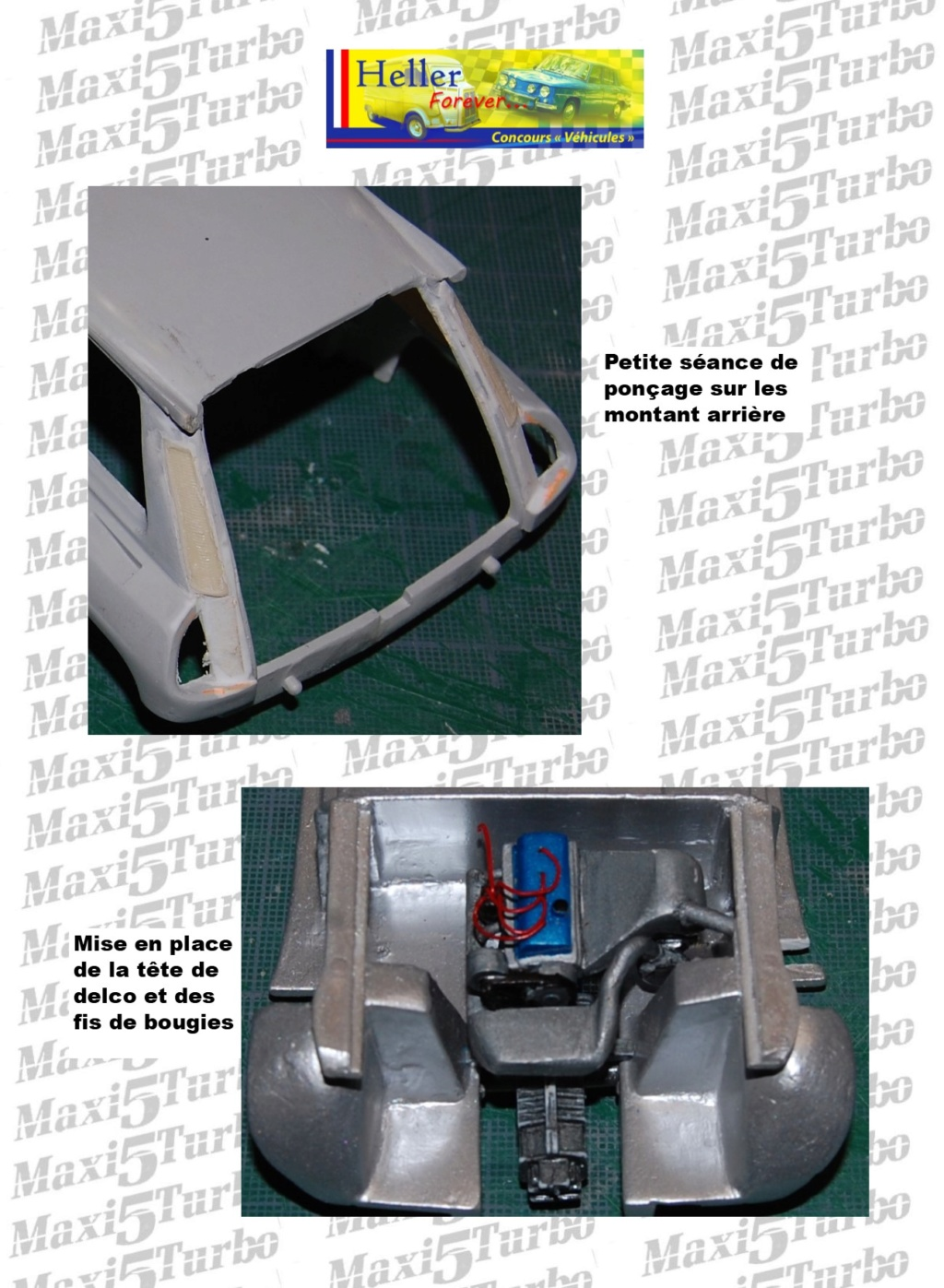 (1/24) Renault 5 Maxi turbo Ref 80717 ( Hors delai ) - Page 12 19010