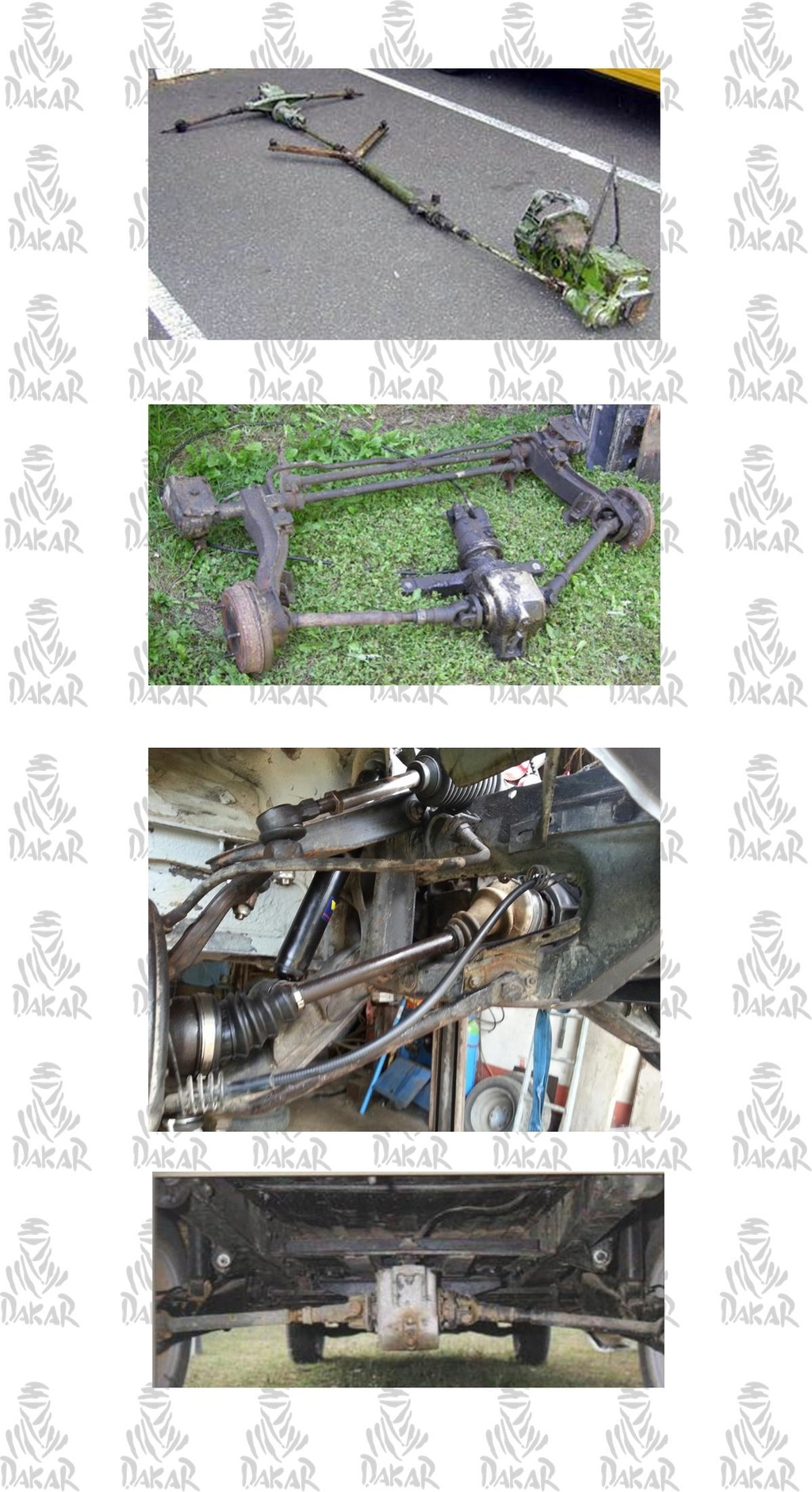 [1/24]Renault 4 l dakar 1980 Ref 80759 1911