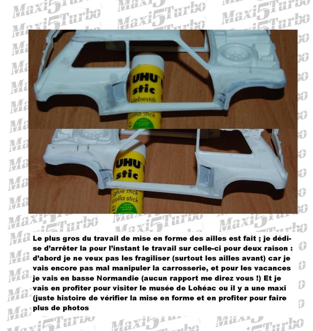(1/24) Renault 5 Maxi turbo Ref 80717 ( Hors delai ) 2011