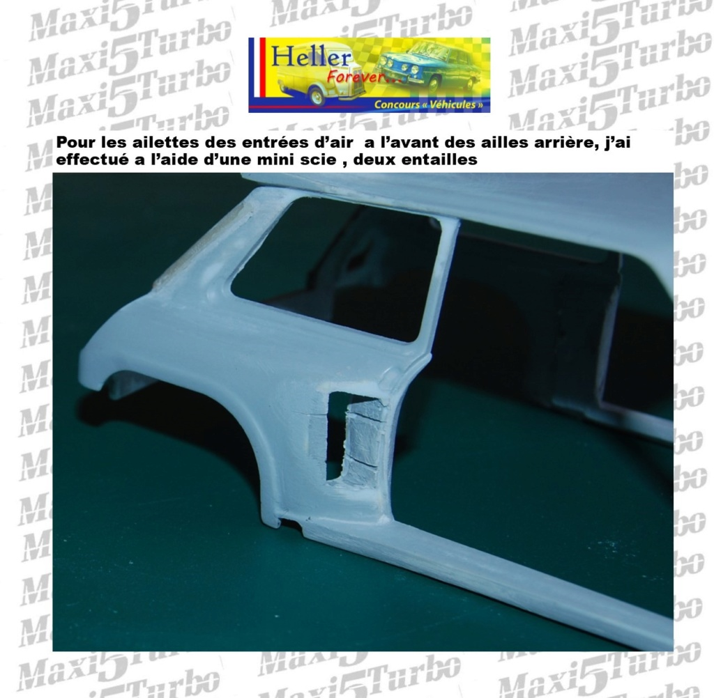 (1/24) Renault 5 Maxi turbo Ref 80717 ( Hors delai ) - Page 12 20310