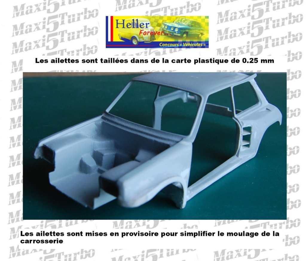 (1/24) Renault 5 Maxi turbo Ref 80717 ( Hors delai ) - Page 12 20410