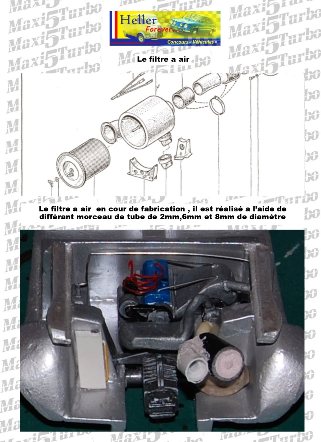(1/24) Renault 5 Maxi turbo Ref 80717 ( Hors delai ) - Page 12 20810