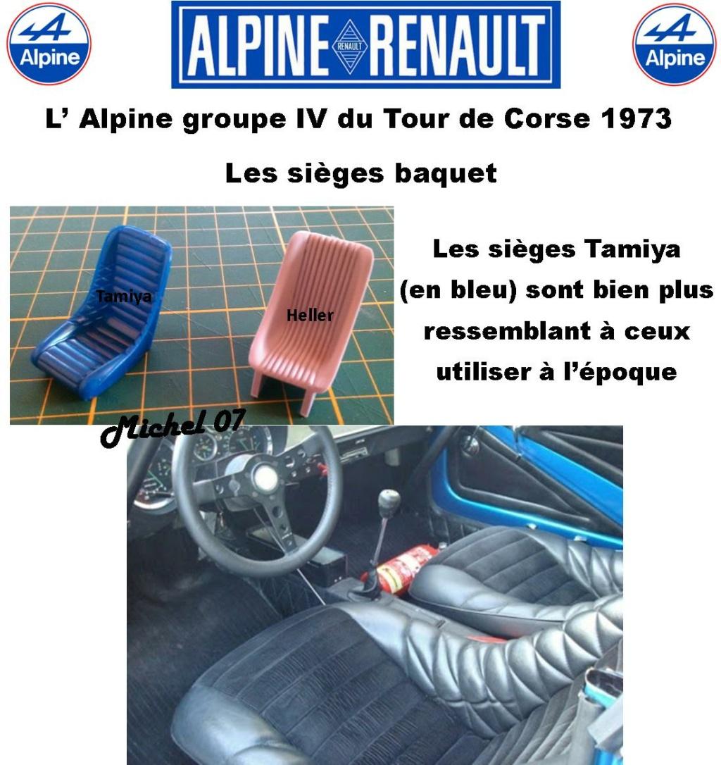 Fil rouge 2021 * Alpine A110 Groupe IV Tour de Corse 1973  1/24 Heller 80745  - Page 3 2118