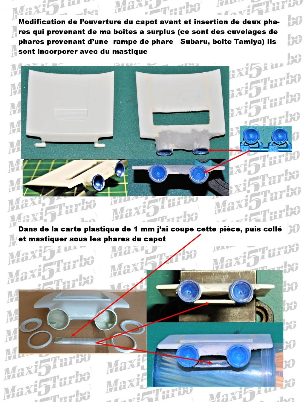 (1/24) Renault 5 Maxi turbo Ref 80717 ( Hors delai ) - Page 2 2213