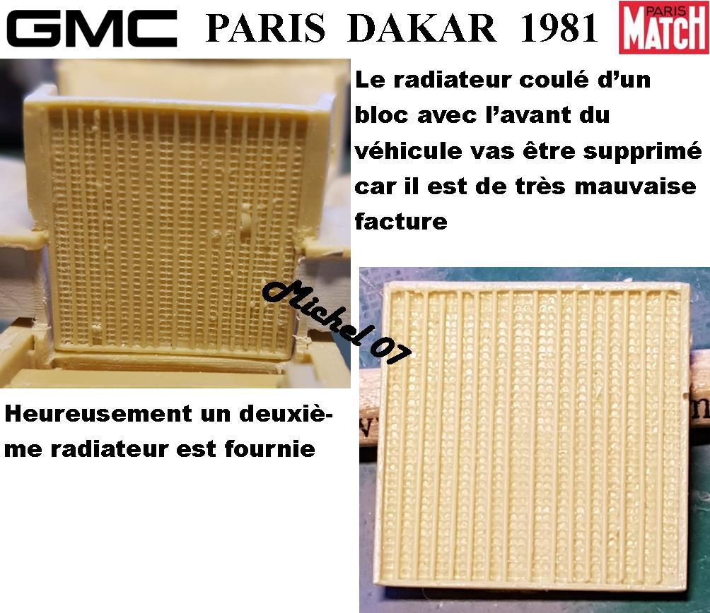 GMC CCKW Paris Dakar 1981 1/24 - Page 2 24_211