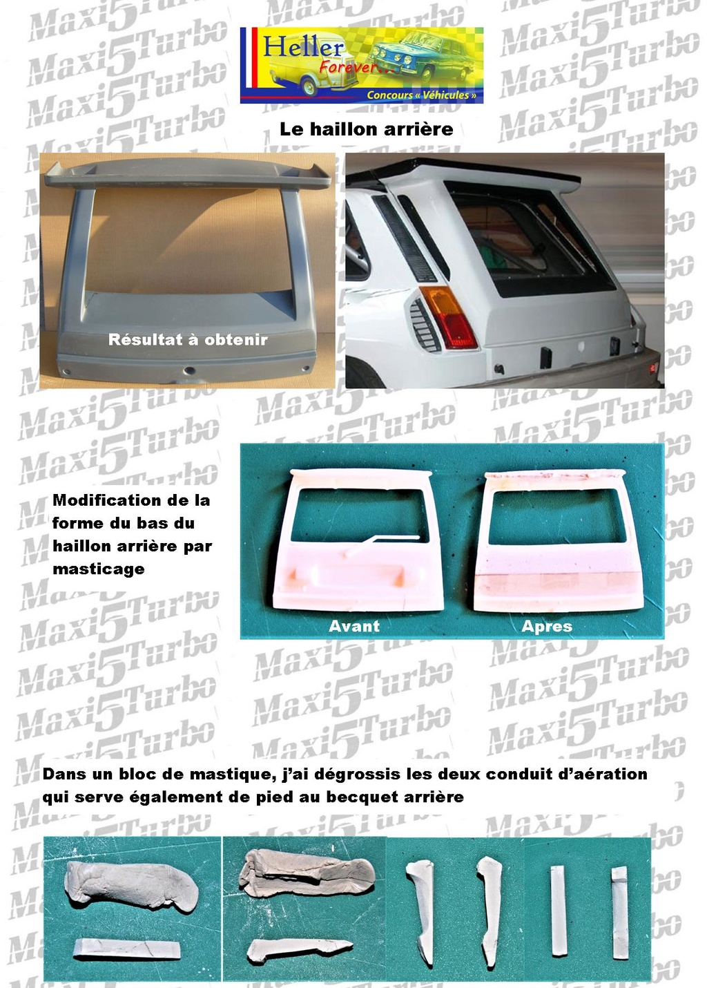 (1/24) Renault 5 Maxi turbo Ref 80717 ( Hors delai ) - Page 2 2510