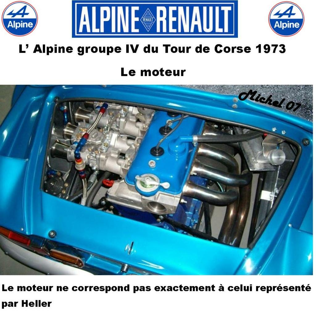 Fil rouge 2021 * Alpine A110 Groupe IV Tour de Corse 1973  1/24 Heller 80745  - Page 3 2516