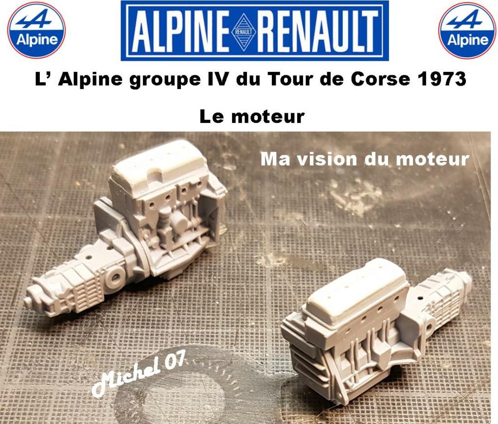 Fil rouge 2021 * Alpine A110 Groupe IV Tour de Corse 1973  1/24 Heller 80745  - Page 3 2616