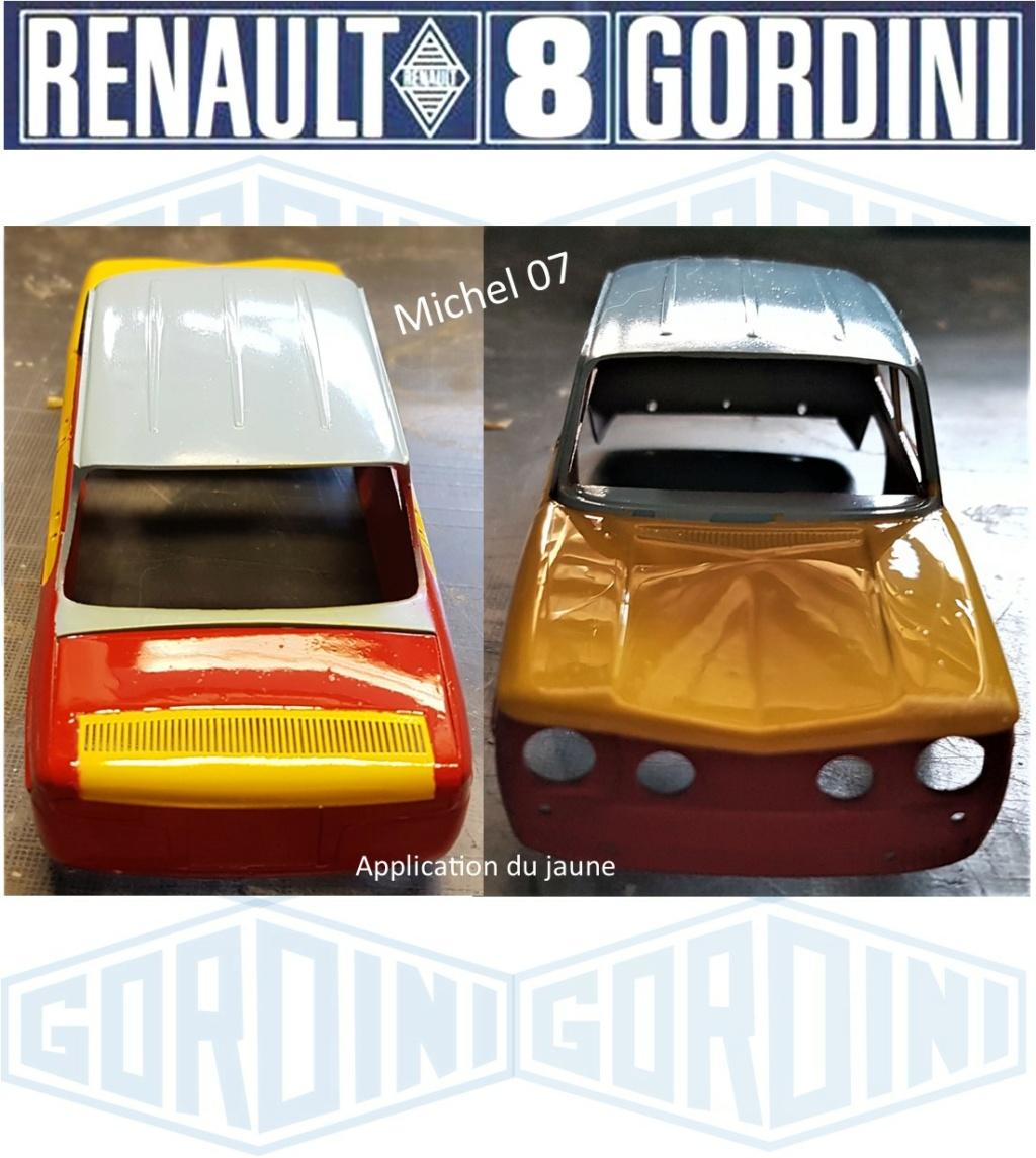 Trois Renault 8 gordini Heller 1/24 - Page 2 2714