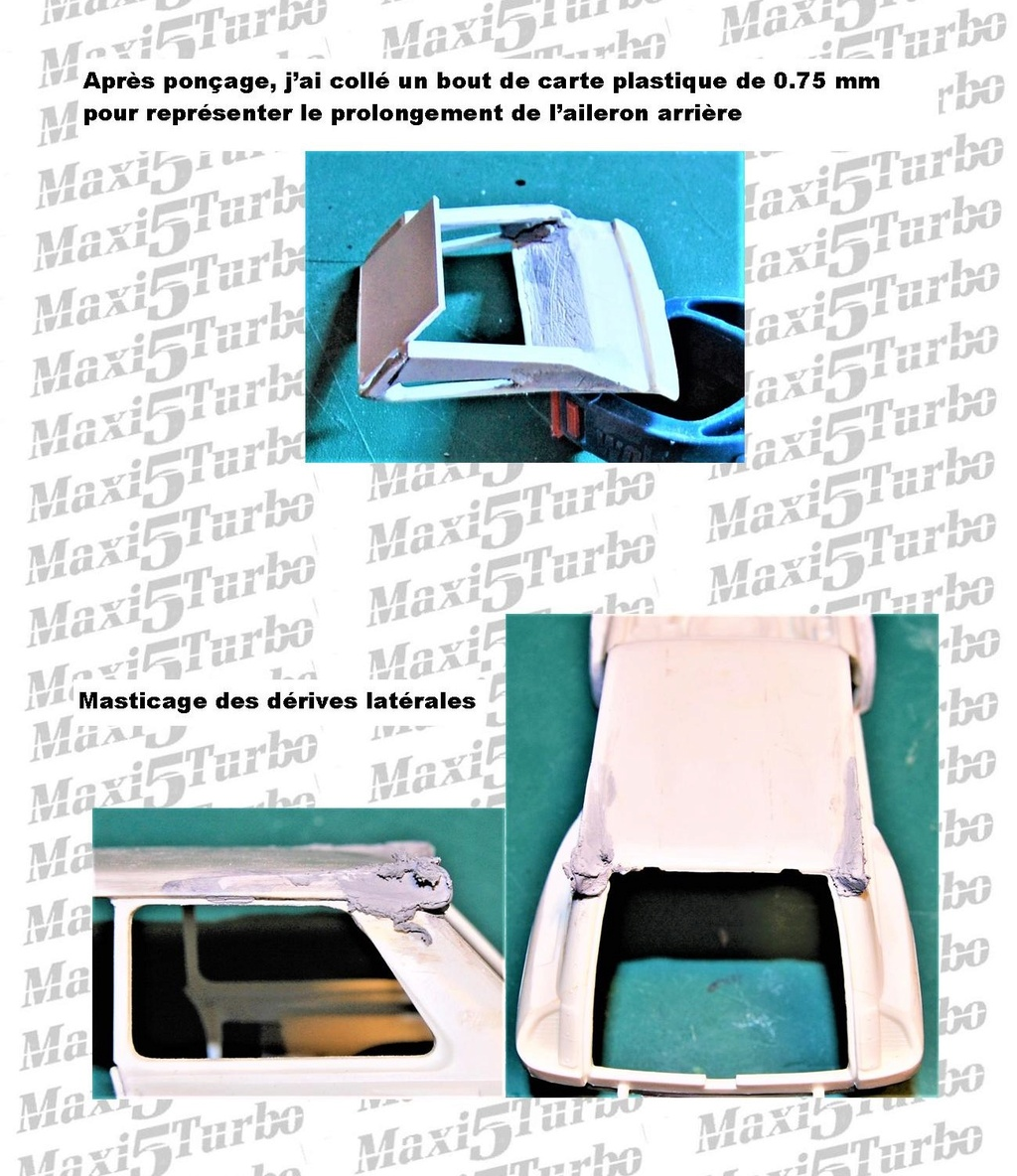 (1/24) Renault 5 Maxi turbo Ref 80717 ( Hors delai ) - Page 2 2811