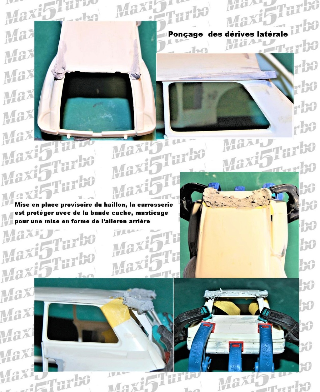 (1/24) Renault 5 Maxi turbo Ref 80717 ( Hors delai ) - Page 2 2911