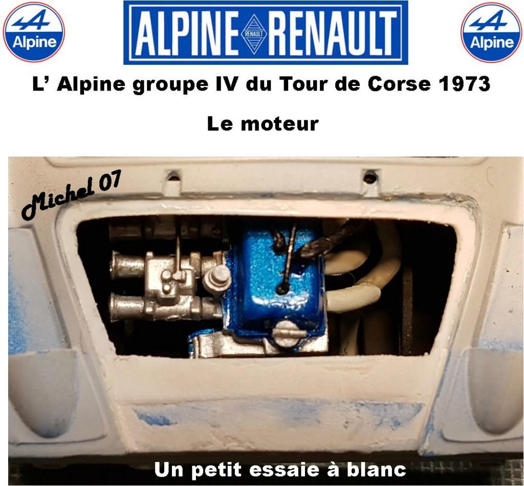Fil rouge 2021 * Alpine A110 Groupe IV Tour de Corse 1973  1/24 Heller 80745  - Page 3 2916
