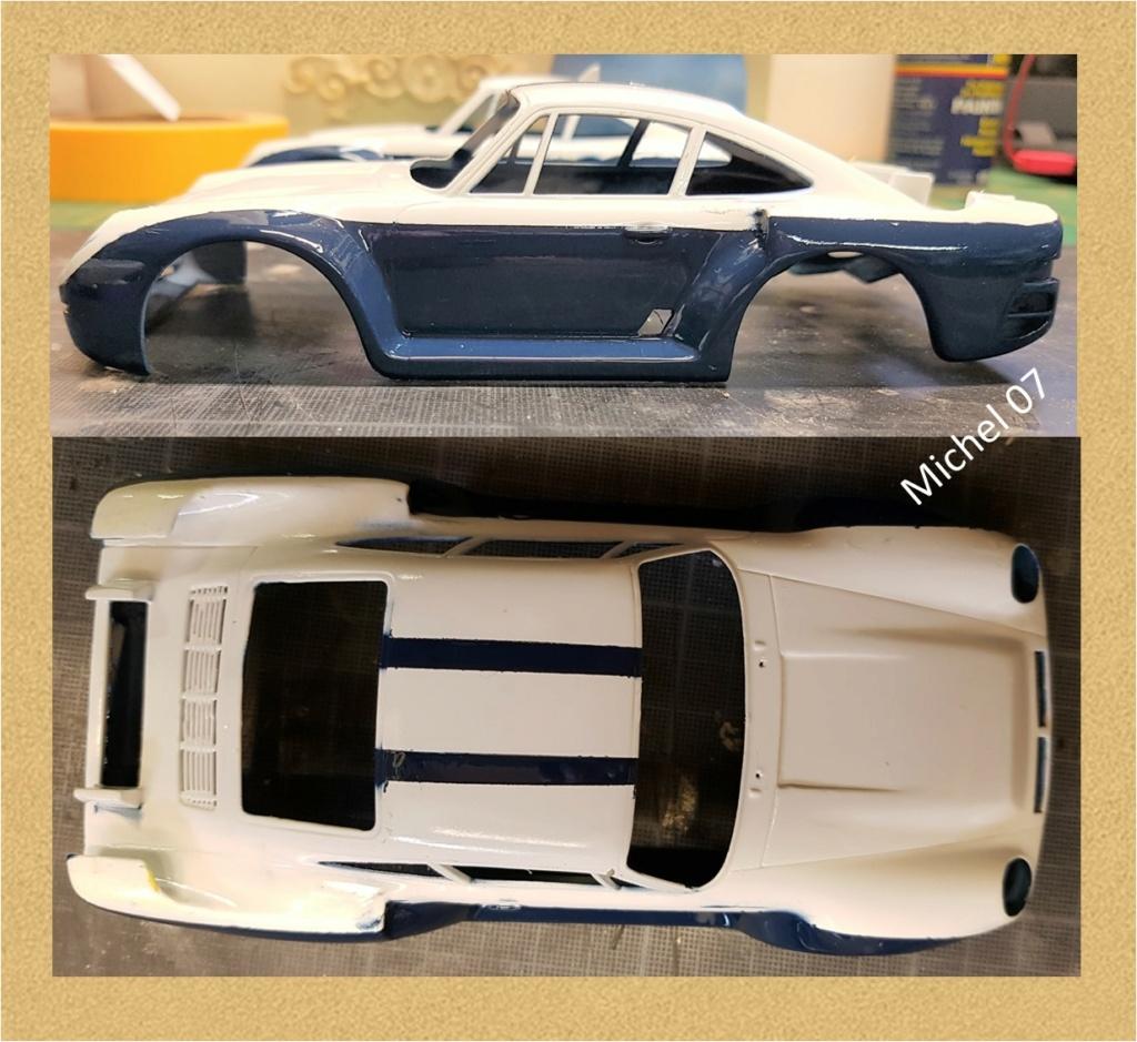 Porsche 959 Paris Dakar 1985 & 1986 - Page 2 3012