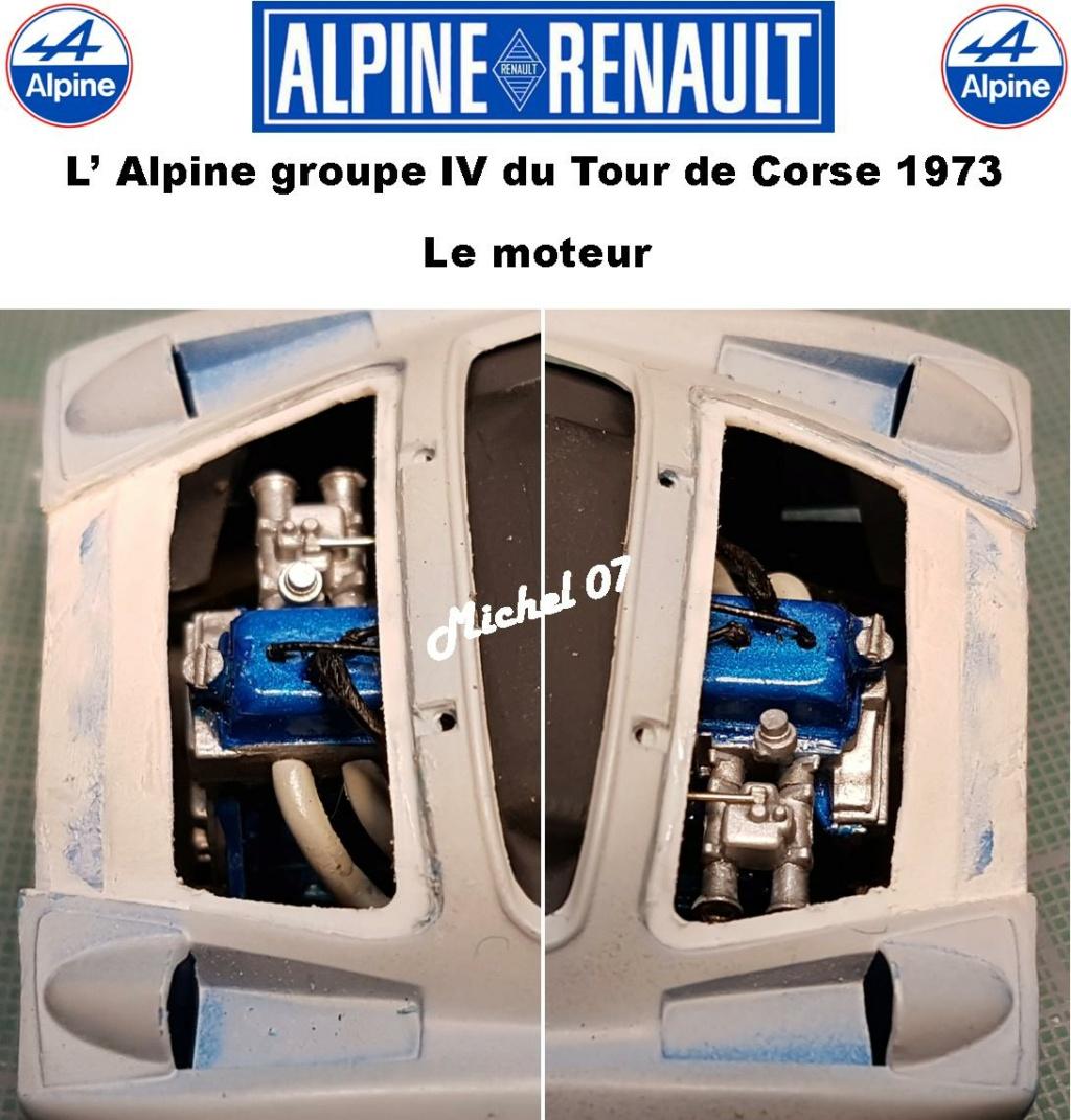 Fil rouge 2021 * Alpine A110 Groupe IV Tour de Corse 1973  1/24 Heller 80745  - Page 3 3015