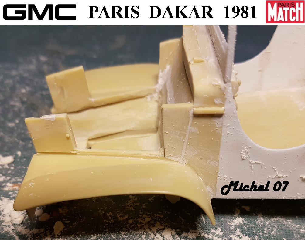 GMC CCKW Paris Dakar 1981 1/24 - Page 2 3016