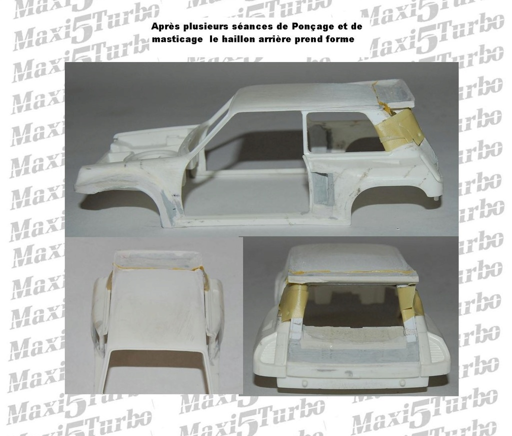 (1/24) Renault 5 Maxi turbo Ref 80717 ( Hors delai ) - Page 3 3210