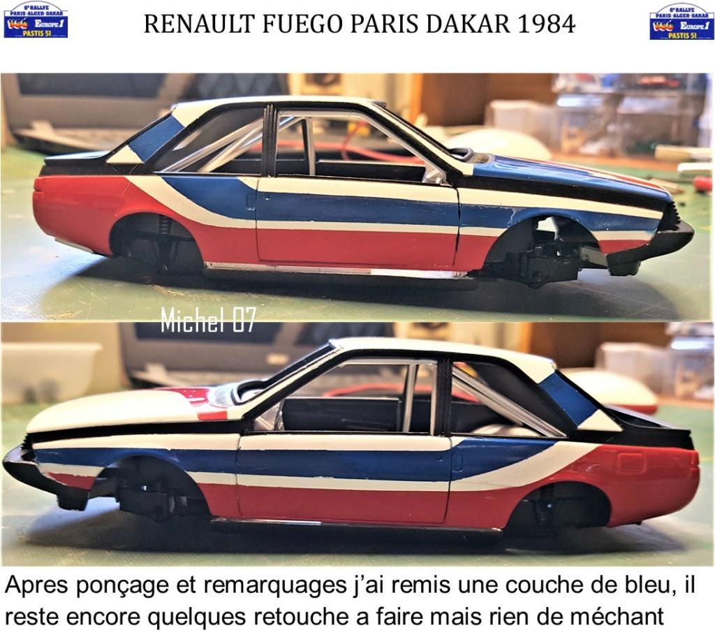 Renault Fuego 1/24 Paris Dakar 1984 - Page 4 33_210