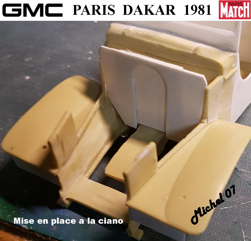 GMC CCKW Paris Dakar 1981 1/24 - Page 2 3415
