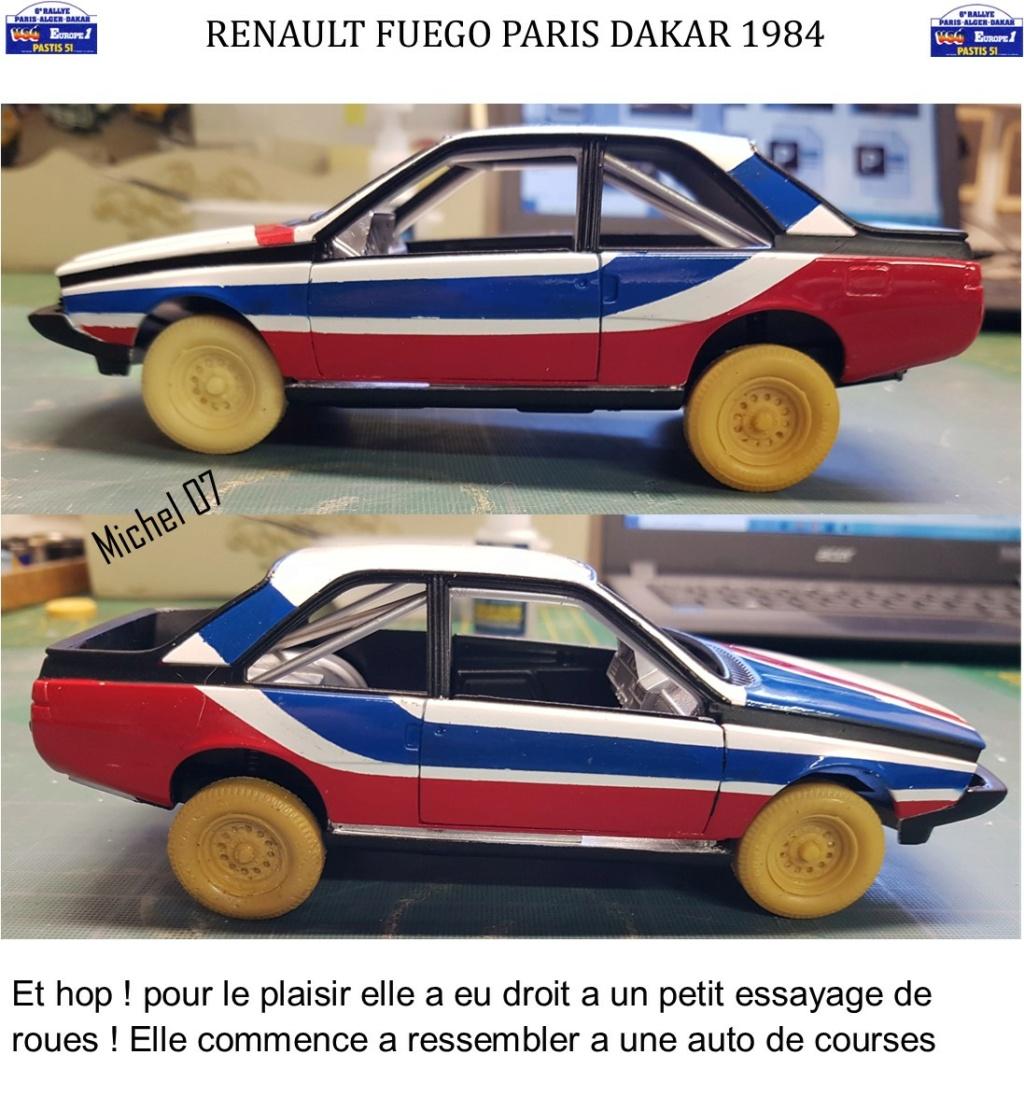 Renault Fuego 1/24 Paris Dakar 1984 - Page 4 34_210