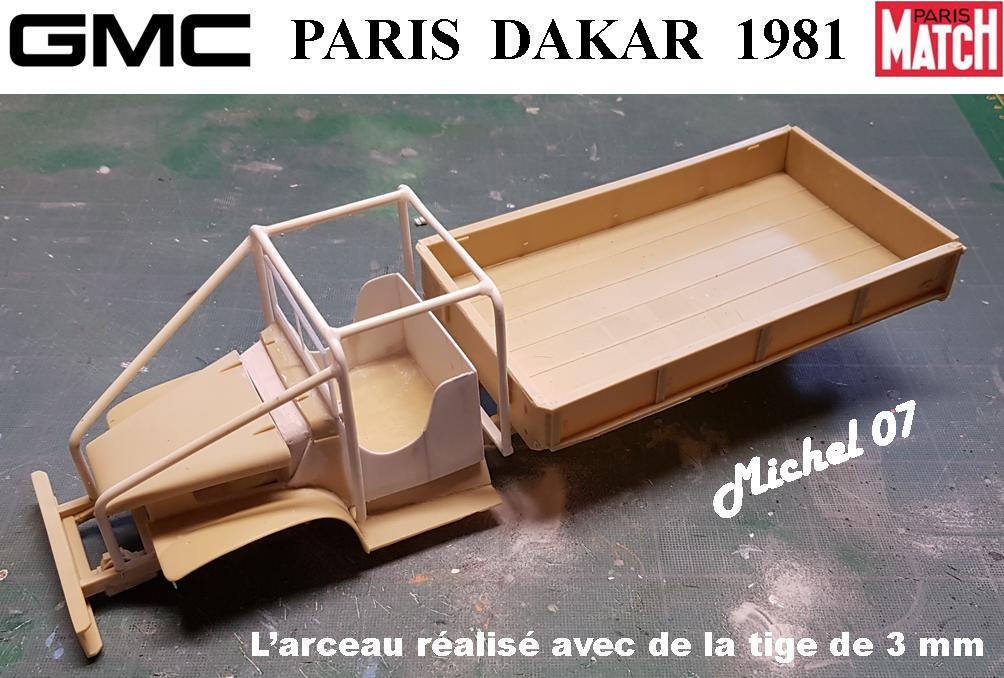 GMC CCKW Paris Dakar 1981 1/24 - Page 2 4212