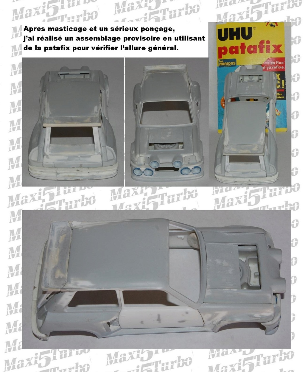 (1/24) Renault 5 Maxi turbo Ref 80717 ( Hors delai ) - Page 3 4310