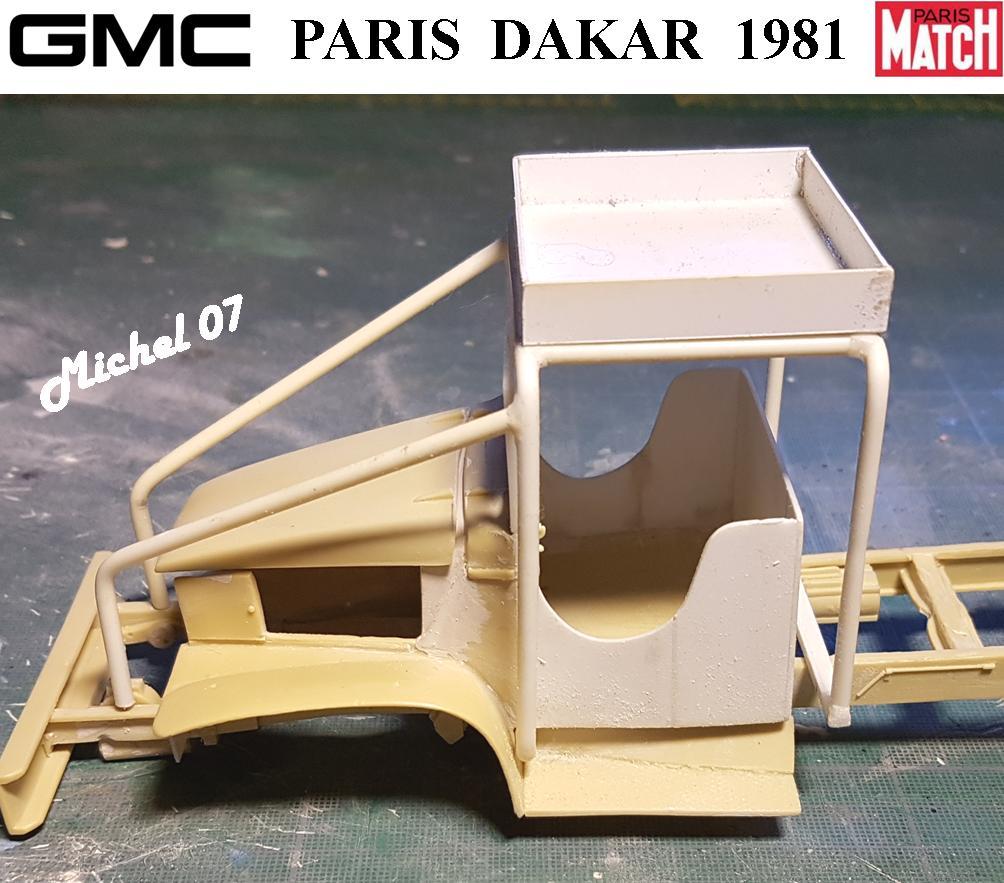 GMC CCKW Paris Dakar 1981 1/24 - Page 2 4813