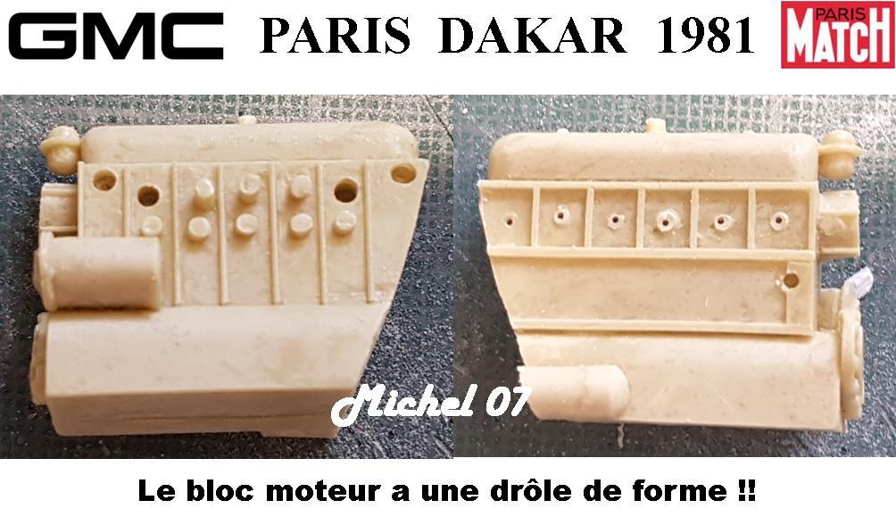 GMC CCKW Paris Dakar 1981 1/24 - Page 2 5013