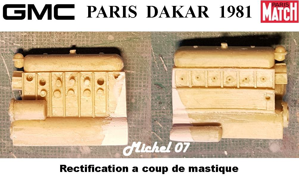 GMC CCKW Paris Dakar 1981 1/24 - Page 2 5212