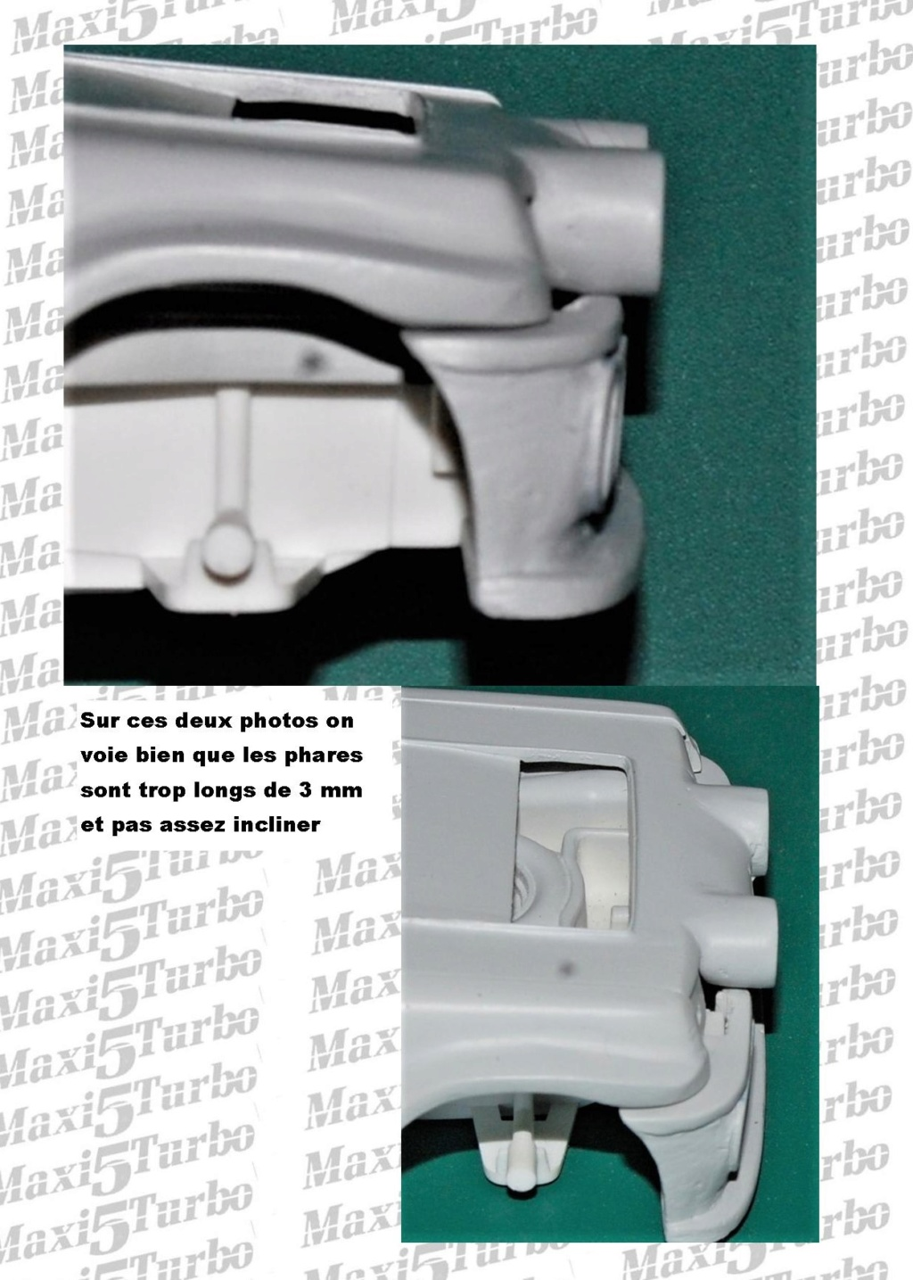 (1/24) Renault 5 Maxi turbo Ref 80717 ( Hors delai ) - Page 5 5810