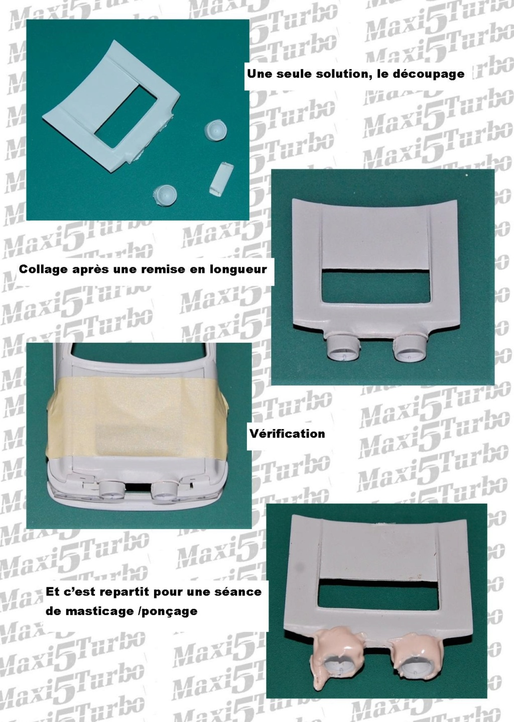 (1/24) Renault 5 Maxi turbo Ref 80717 ( Hors delai ) - Page 5 5910