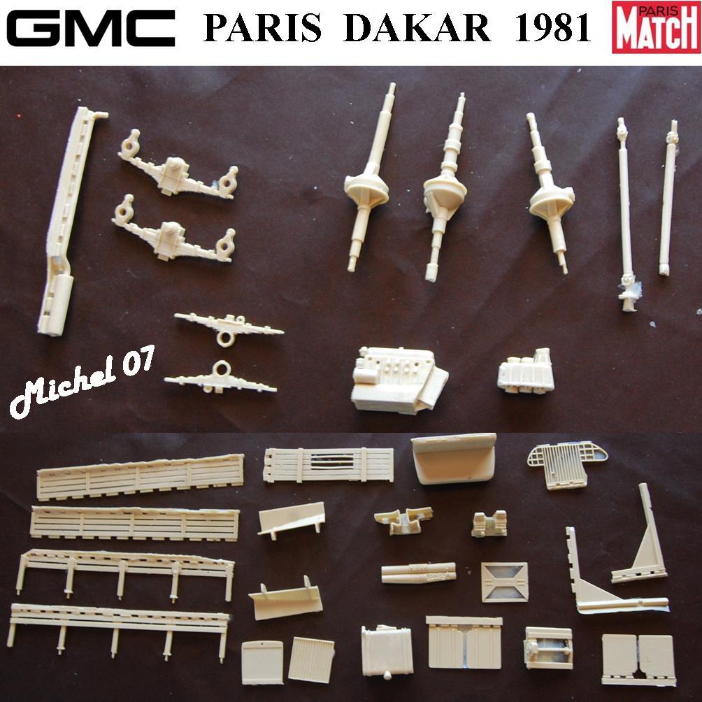GMC CCKW Paris Dakar 1981 1/24 5_210