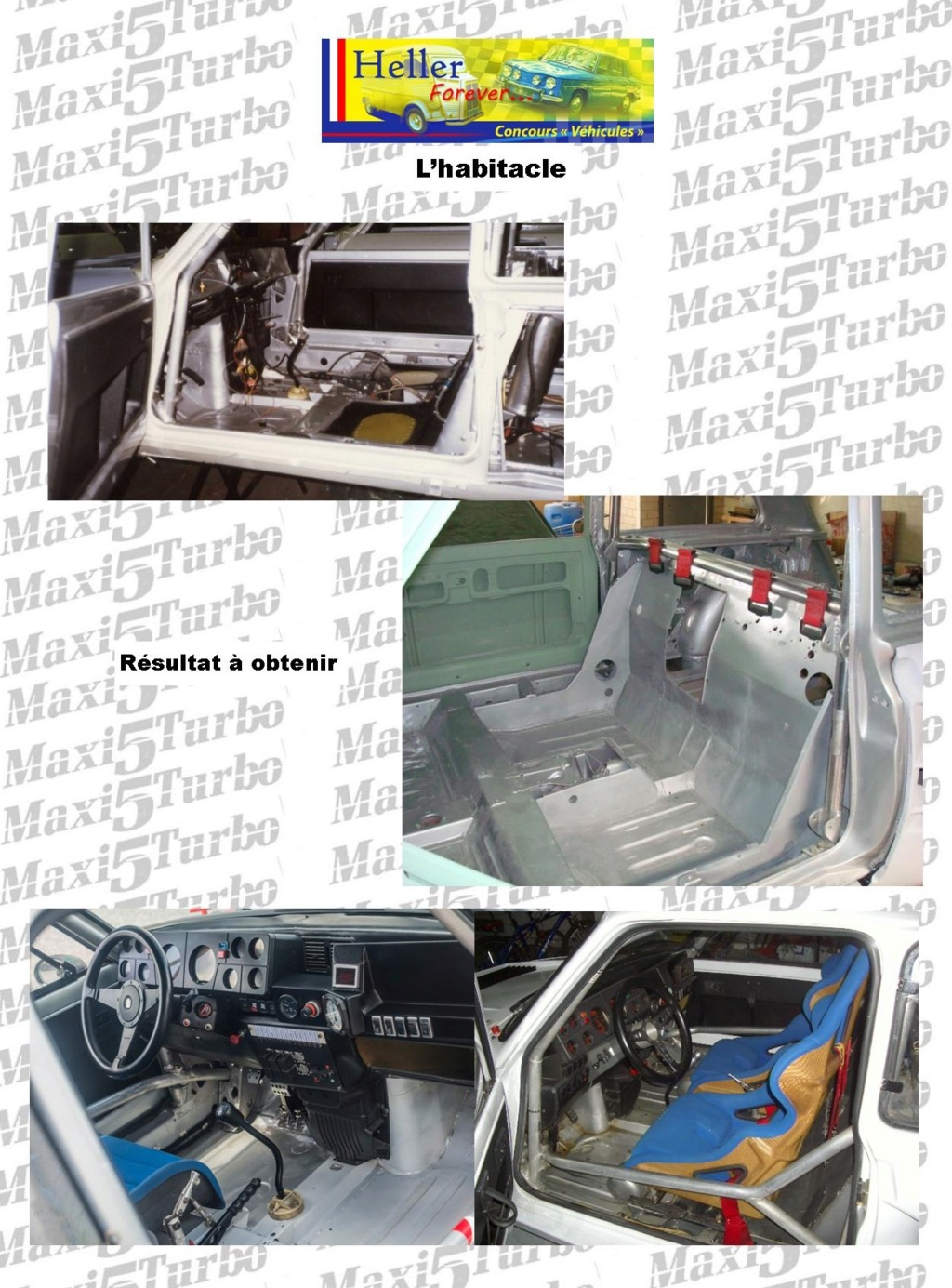 (1/24) Renault 5 Maxi turbo Ref 80717 ( Hors delai ) - Page 5 6010
