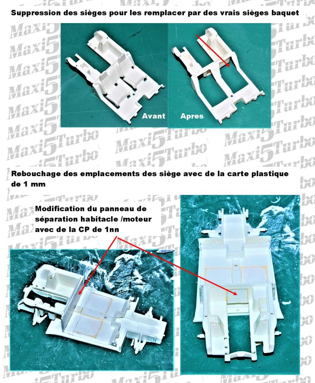 (1/24) Renault 5 Maxi turbo Ref 80717 ( Hors delai ) - Page 5 6110