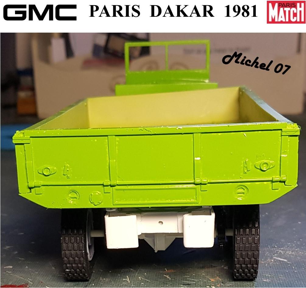 GMC CCKW Paris Dakar 1981 1/24 - Page 4 6112