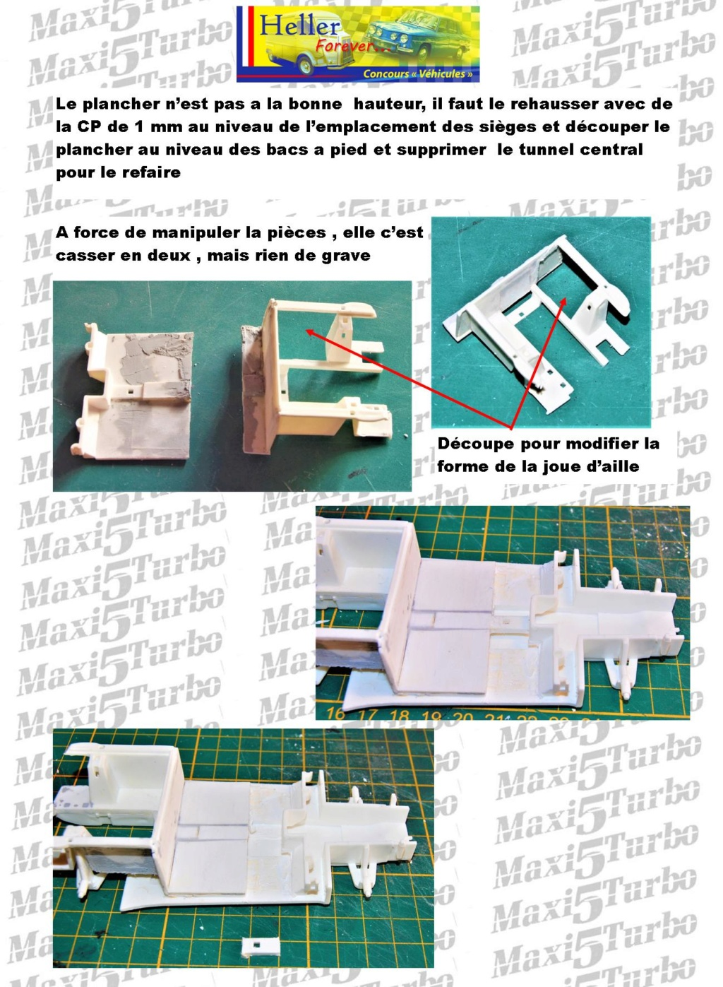 (1/24) Renault 5 Maxi turbo Ref 80717 ( Hors delai ) - Page 5 6210